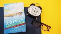 Sách về Ánh Viên: 'Bơi là môn thể thao cô độc kinh khủng'