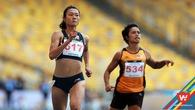 ASIAD 2018: Thót tim Lê Tú Chinh lọt vào BK 100m qua khe cửa hẹp