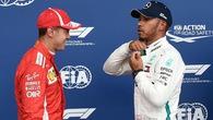 Thua cay đắng ở Belgian GP, Hamilton quay ra tố Vettel