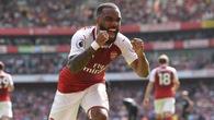 Không được đá chính, hợp đồng kỷ lục Lacazette sẽ đào tẩu khỏi Arsenal ngay trong tháng này