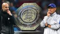 Man City và Chelsea liệu có muốn giành Siêu Cúp Anh trước lời nguyền kinh khủng?