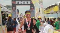 Cựu CEO VBA và hành trình đến với giải VĐTG Ironman 70.3 thế giới mơ ước