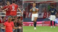 """Mourinho """"dựng xe buýt"""" và 5 điểm nhấn thú vị từ trận Bayern - Man Utd"""
