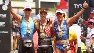 """""""Soái ca"""" 9X bất ngờ đánh bại 2 nhà VĐ Ironman 70.3 Vietnam"""