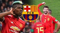 Thu bộn tiền từ World Cup 2018, Barca sẽ đổ vào vụ chuyển nhượng Pogba?
