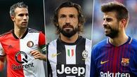 Top 5 siêu sao bóng đá sinh ra trong nhung lụa lại càng giàu khi nổi tiếng