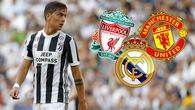 Man Utd, Liverpool và Real sáng cửa chiêu mộ ngôi sao Paulo Dybala trong tháng 1/2019