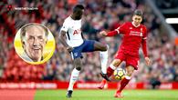 Chuyên gia Mark Lawrenson nhận định dự đoán tỷ số trận Tottenham - Liverpool vòng 5 Ngoại hạng Anh