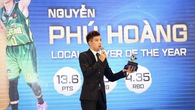 VBA Awards 2018: Cantho Catfish đoạt