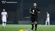Ban Trọng tài VFF khen trọng tài Hoàng Hà dù bị FLC Thanh Hóa phản ứng mạnh