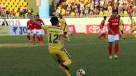 Trực tiếp V.League 2018 Vòng 23: Than Quảng Ninh - Sông Lam Nghệ An