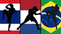 Muay Brazil và Hà Lan có gì khác biệt với Muay Thái bản địa?
