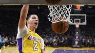 Lakers thông báo tin vui về Lonzo Ball