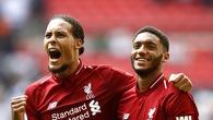 Bất ngờ với cầu thủ nhanh nhất Liverpool, không phải Salah hay Mane