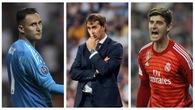 Real Madrid đang dùng hai thủ môn hàng đầu thế giới hiệu quả khó tin