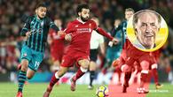 Chuyên gia Mark Lawrenson nhận định dự đoán tỷ số trận Liverpool - Southampton