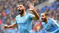 Mốc 300 ấn tượng của Aguero và 5 điểm nhấn khó tin khi Man City vùi dập Cardiff