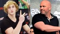 Vlogger Logan Paul ám chỉ Dana White là đồ đạo đức giả