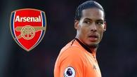 Hé lộ lý do sốc khiến Arsenal bỏ lỡ cơ hội sở hữu Van Dijk với giá bèo