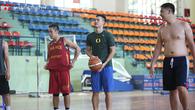 Đội tuyển bóng rổ Hà Nội hội quân sẵn sàng cho Đại hội Thể dục thể thao