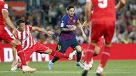 Kỷ lục của Messi và top 5 điểm nhấn trong trận hòa giữa Barcelona và Girona