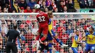 Liverpool nuôi sống tham vọng vô địch Ngoại hạng Anh nhờ bóng chết