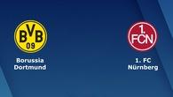 Nhận định tỷ lệ cược kèo bóng đá tài xỉu trận Dortmund vs Nurnberg
