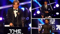 Trao giải The Best 2018: Luka Modric thắng thuyết phục, truyền thông sốc vì Mo Salah