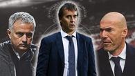 HLV Lopetegui đi đúng hành trình Mourinho và Zidane từng giúp Real vô địch La Liga