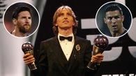 Nhà cái dự báo Modric sẽ vượt qua Ronaldo và Messi để giành Quả bóng vàng châu Âu