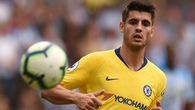Chelsea gấp rút mua tiền đạo mới trong tháng 1 vì thống kê lo ngại của Morata