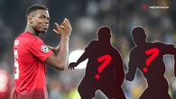 Người hâm mộ Man Utd muốn ngôi sao nào thay thế nếu Paul Pogba ra đi?