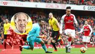 Chuyên gia Mark Lawrenson nhận định dự đoán tỷ số trận Arsenal - Watford