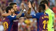 Messi, Suarez và top 5 điểm nhấn ấn tượng trong chiến thắng hủy diệt 8-2 của Barcelona trước Huesca