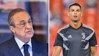 Perez sẽ... đưa Ronaldo trở lại Real Madrid sau tiết lộ vụ chuyển nhượng sặc mùi tiền bạc?