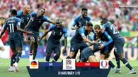 ĐT Đức và nhà vô địch thế giới Pháp lột xác mạnh mẽ thế nào khi bước vào UEFA Nations League?