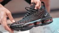 Cận cảnh và chi tiết về Nike LeBron 16, mẫu giày thửa mới nhất của King James