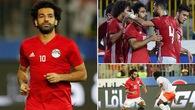 Liverpool có choáng khi Salah lập cú đúp bàn thắng, kiến tạo và... sút hỏng 11m?
