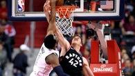 Raptors thua khó hiểu trong game 4 tại Washington