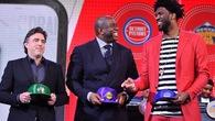 Kẻ thắng, người thua ở NBA Draft Lottery 2017