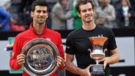 Murray mừng sinh nhật với chức vô địch Rome Masters
