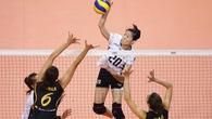 Ngọc Hoa thua trận thứ 3 liên tiếp tại giải bóng chuyền thế giới