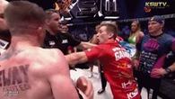 Bản tin MMA 23/10: Người hỗ trợ xông lên đấm võ sĩ trên sàn MMA