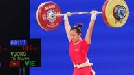 Có thêm 2 HCĐ cử tạ Việt Nam dẫn đầu cuộc đua giành vé Olympic