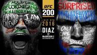Lịch thi đấu UFC 202: Nate Diaz vs. Conor McGregor 2