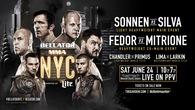 Những ai sẽ xuất hiện trong sự kiện lớn nhất lịch sử Bellator?