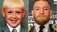 """Hình ảnh """"độc"""" về thời thơ ấu của những võ sỹ tượng đài MMA"""
