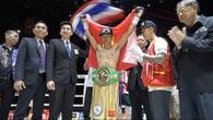 Trần Văn Thảo giành đai WBC Châu Á cho Boxing Việt Nam sau chưa đầy 1 phút