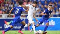 Thái Lan tái ngộ Iraq ở vòng loại thứ 3 World Cup 2018 - KV châu Á