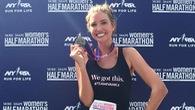 Chinh phục half marathon cùng con gái Donald Trump trong 12 tuần